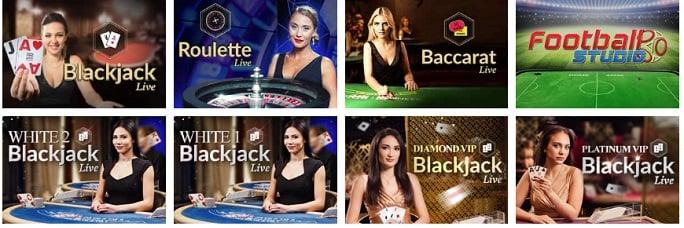 Playclub casino live