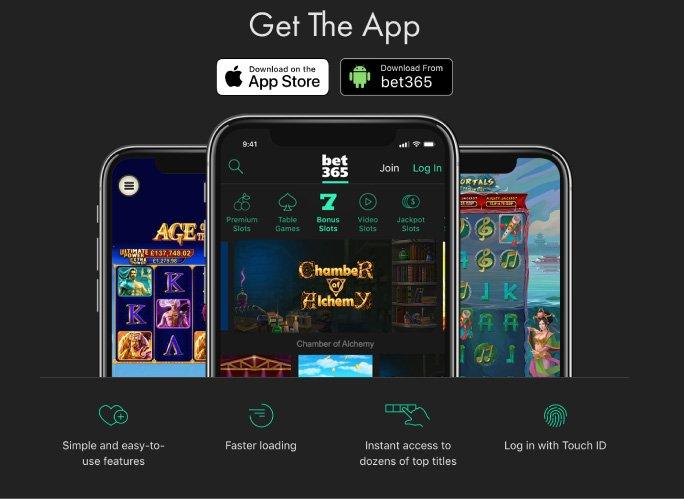 bet365 application