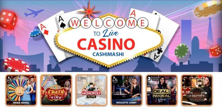 casino en direct cashimashi
