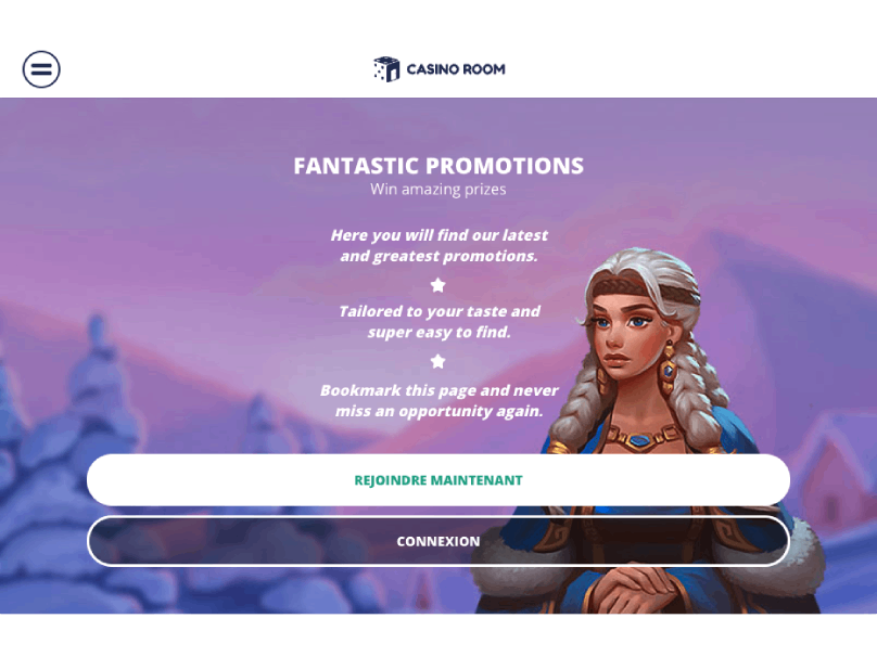 casinoroom promotion