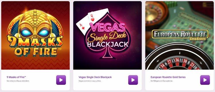 jeux de casino jackpot city