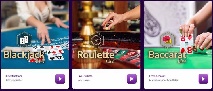 jackpot city casino live