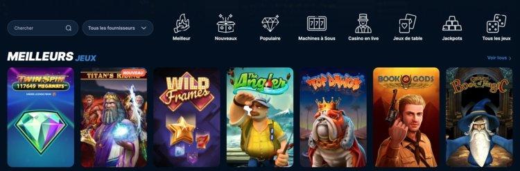 jeux playzilla casino