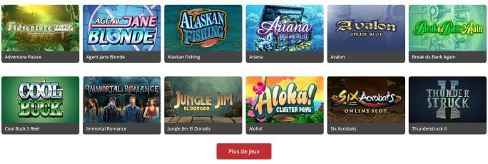 jeux casino royal vegas canada